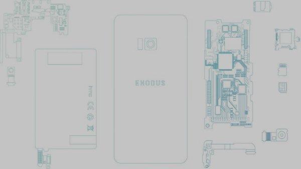 HTC Exodus : le premier smartphone Blockchain au monde