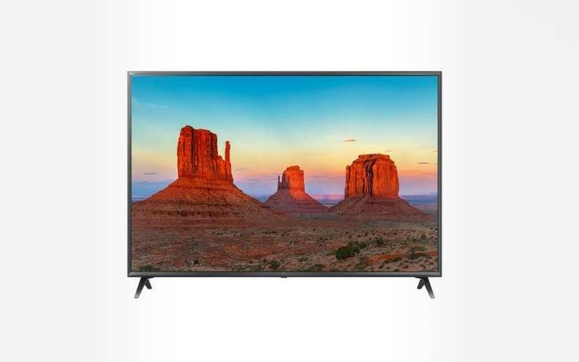 TV LED 4K UHD LG 55UK6300