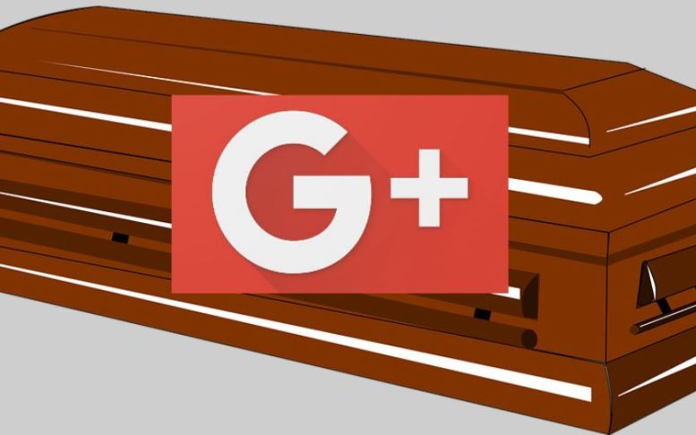 google+ date mort aout 2019