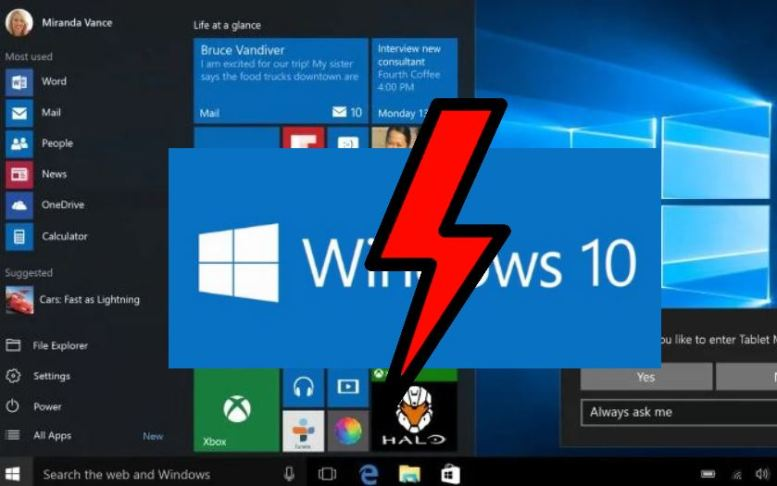 windows 10 bug recuperer fichiers supprimes