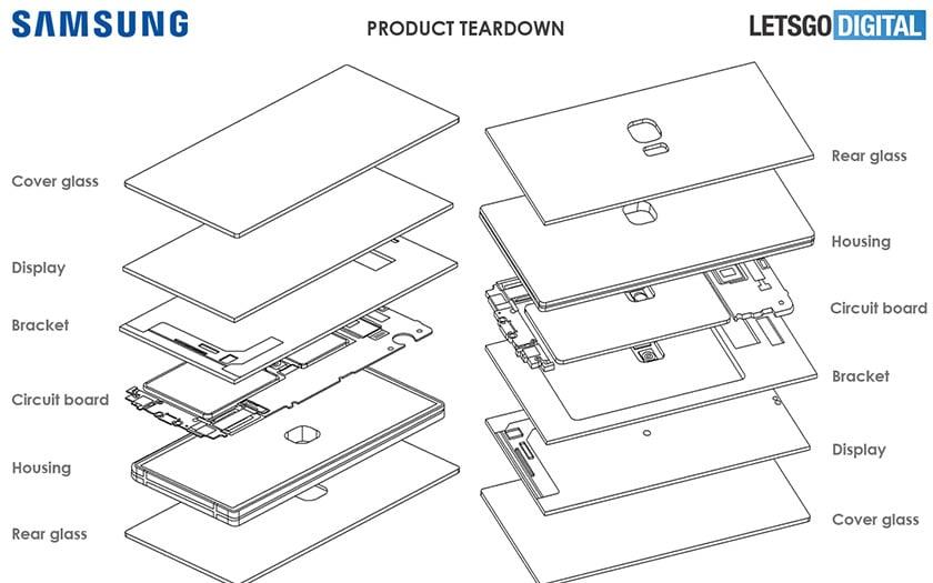 Après le Galaxy S10, Samsung pourrait lancer un smartphone