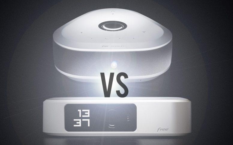 Freebox Delta vs Freebox One