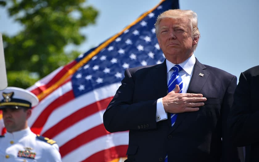 Trump veut déclarer l'urgence nationale pour bannir définitivement Huawei et ZTE