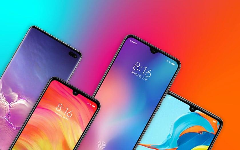 Android : 60 nouveaux smartphones sont déjà sortis en 2019. c'est trop