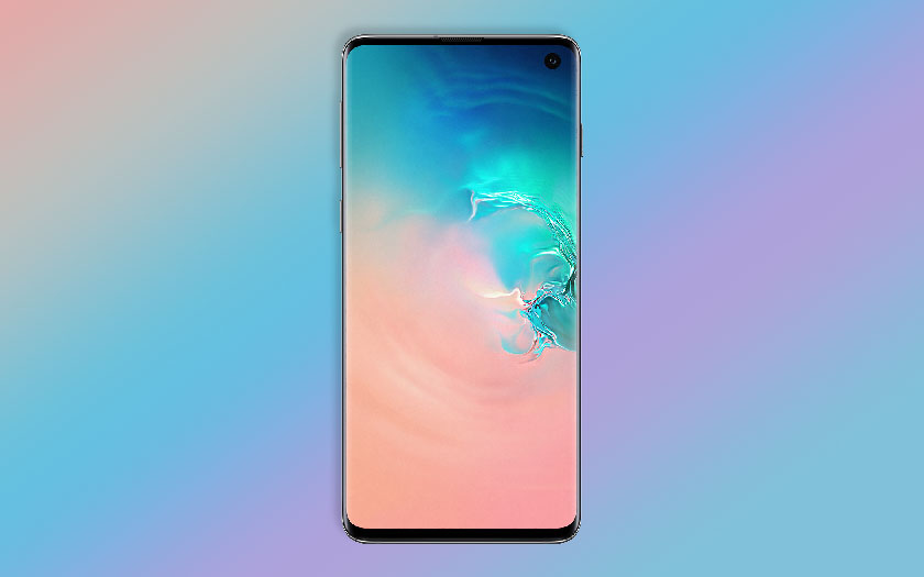 galaxy s10 la mise a jour android 10