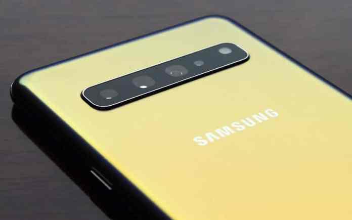 Samsung a certifié la batterie Galaxy S11