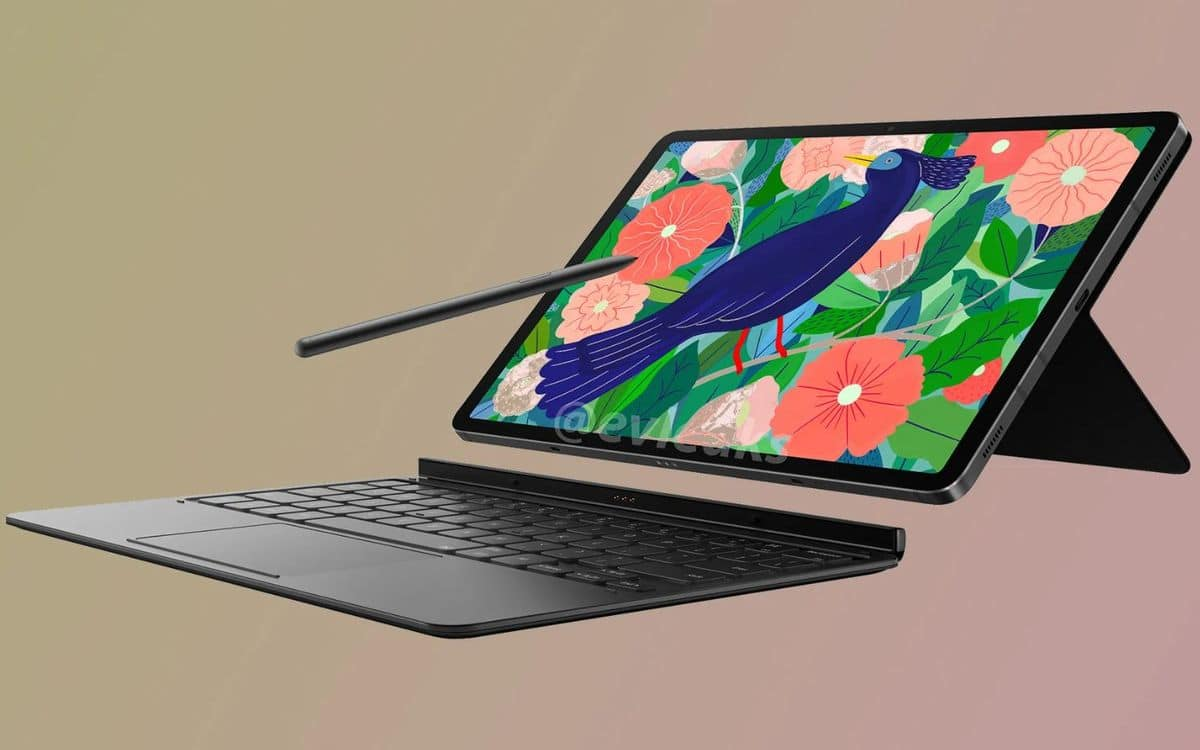 samsung galaxy tab s7 la tablette n