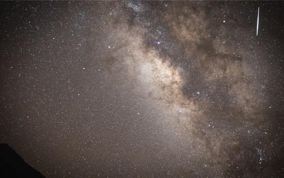 Lluvia estrellas fugaces 2020 Perseidas