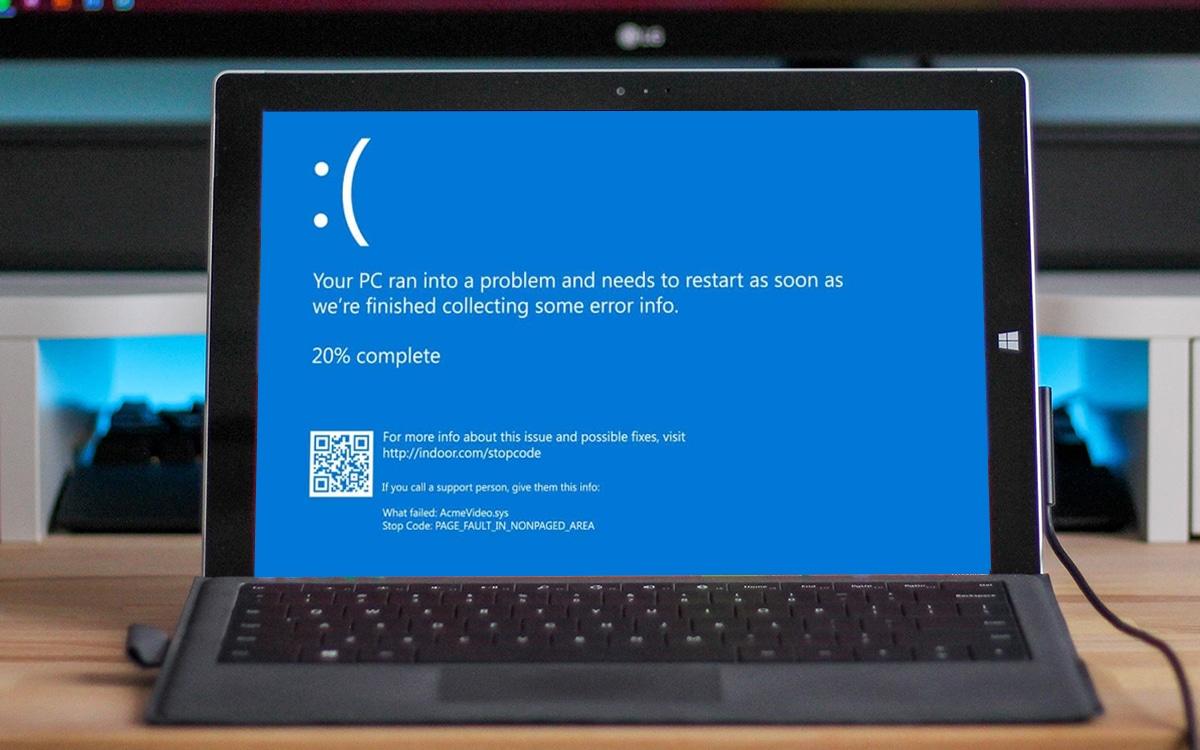 windows 10 la mise a jour kb4592438