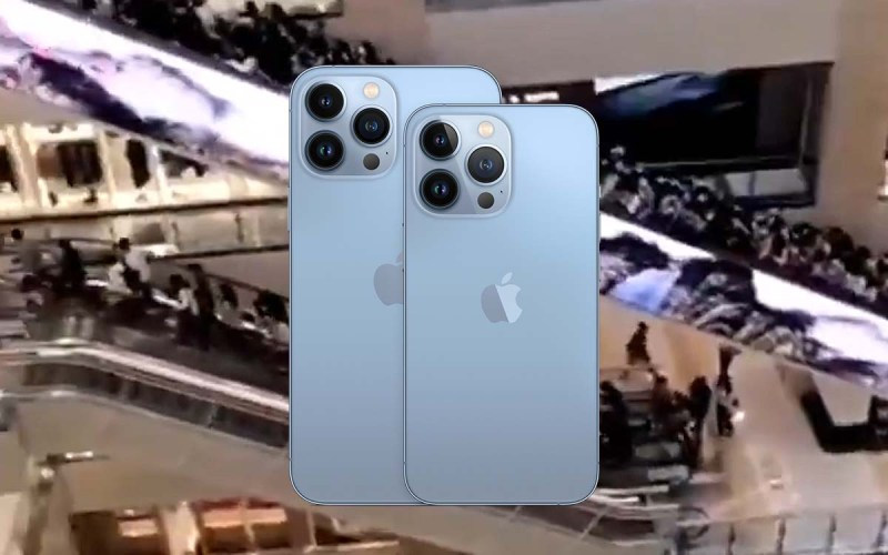 iphone 13 madness launch