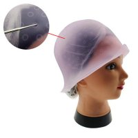 Professional Reusable Hair Colouring Highlighting Dye Cap