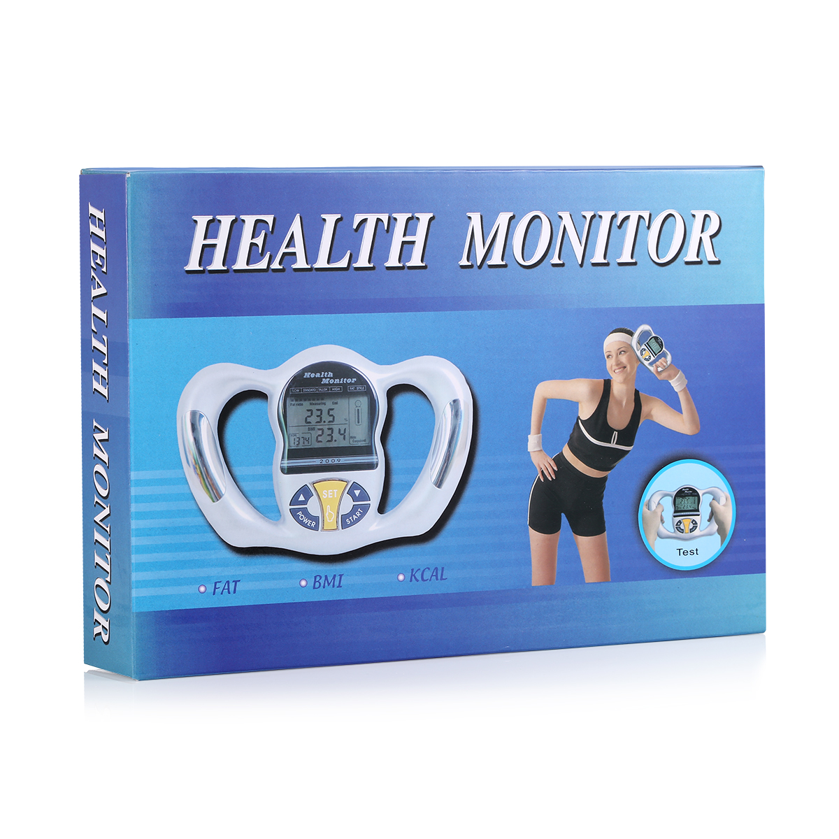 Handheld Body Fat Calculator