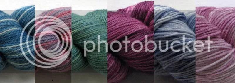 sock yarn shame