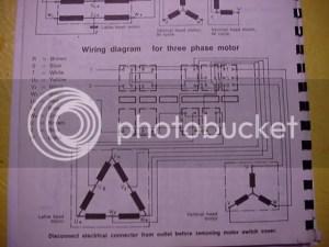 motor wiring details for maximat V10P