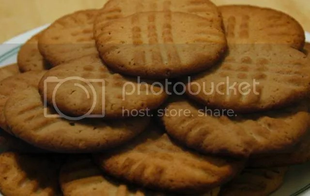 peanut butter cookies Pictures, Images and Photos