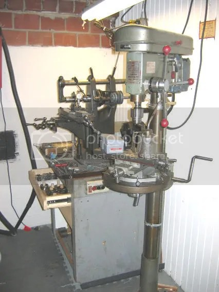 Duracraft Drill Press