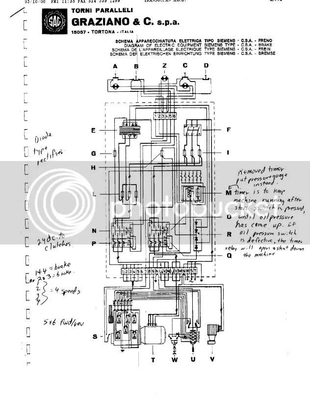 Graziano sag 12 wiring diagram