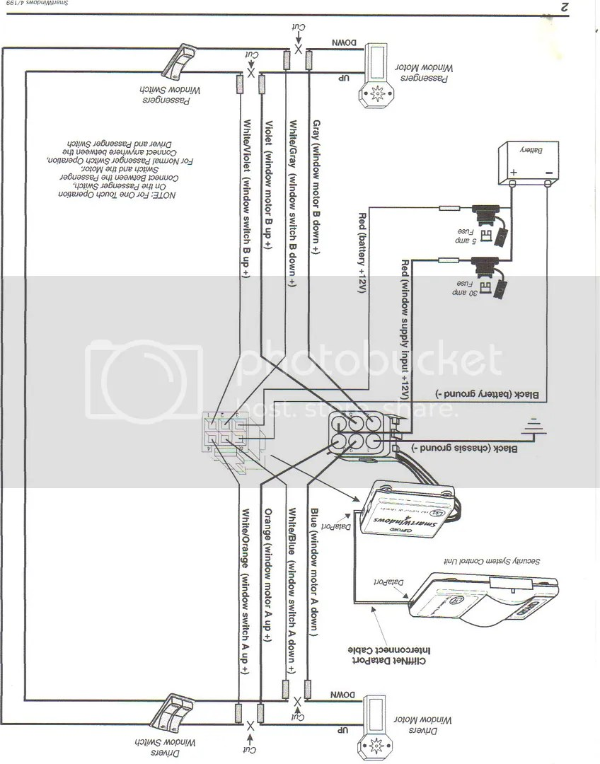 medium resolution of clifford concept 100 wiring diagram wiring diagrams oneclifford smart windows 4 passionford ford focus escort