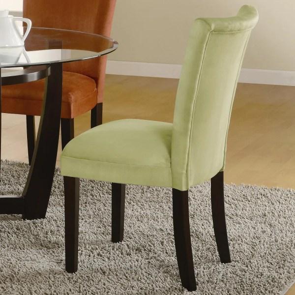 Green Parsons Chair
