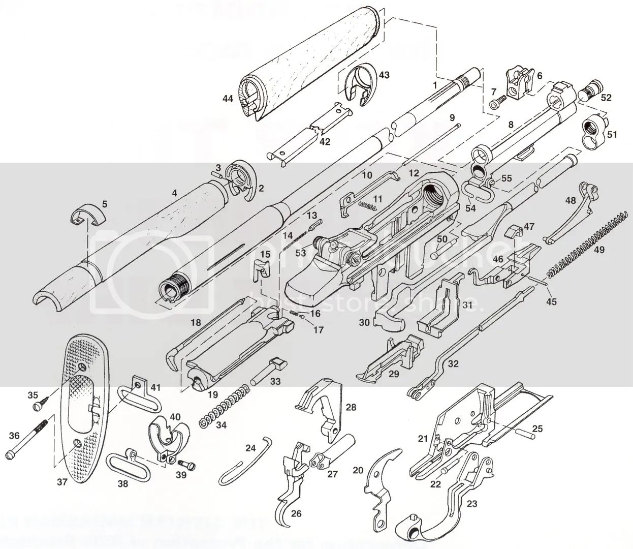 Sniper Diagram Auto Electrical Wiring Fotos 1911 A1 Parts Http Www Bevfitchett Us Ruger P Series M1a Car