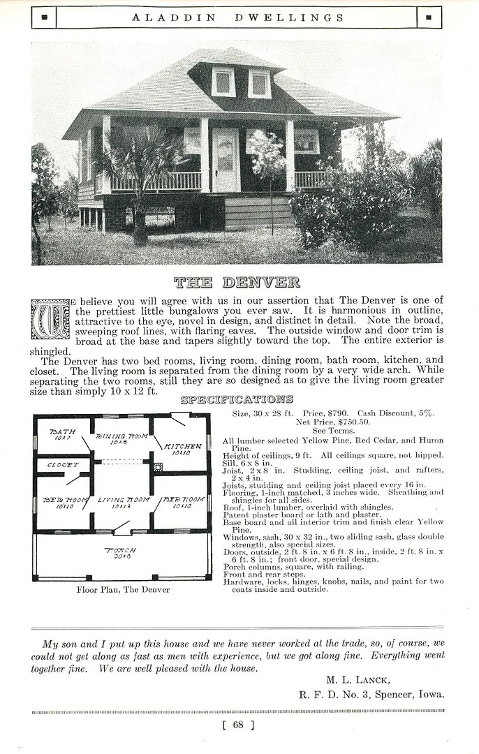 The Edison: One of the Prettiest Little Bungalows Ever