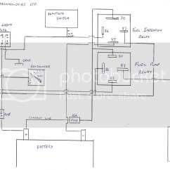 Ford Edis 4 Wiring Diagram 1979 Duraspark What Do I Need To Convert My Mfi Rs Turbo Run Efi? Updated 05/04/14 - Passionford ...