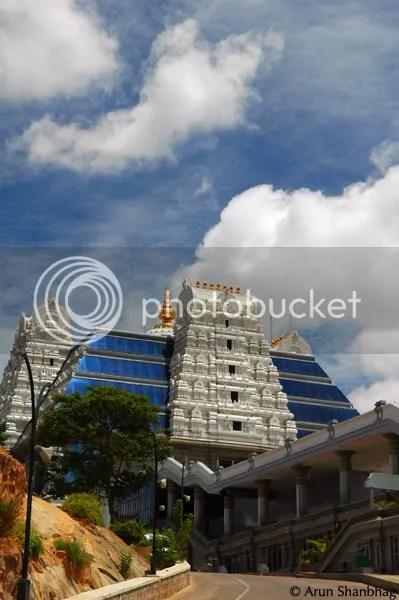 ISKCON's Hare Krishna Temple pics during Bengaluru bangalore tour by Arun Shanbhag