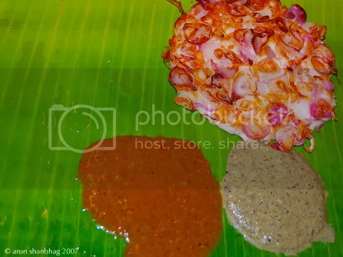 Picture of Onion Uttapam at Murugan Idli Shop Chennai