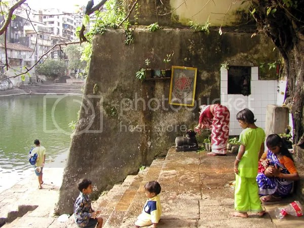 Baanganga in Mumbai by Arun Shanbhag