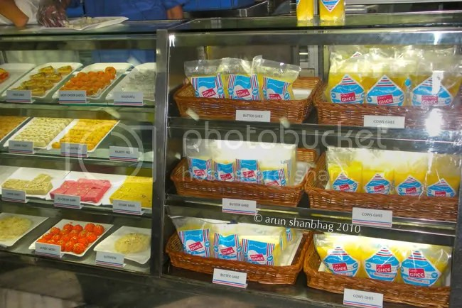 Parsi Dairy Farm, the best place for mithai in Mumbai
