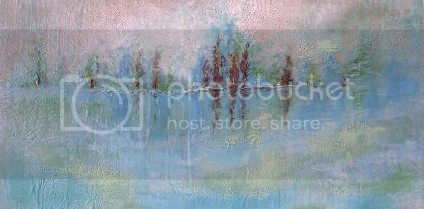 Paintings by Charyl Weissbach Balsam Poplars by Arun Shanbhag