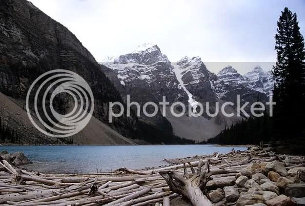 Pics from Moraine Lake Alberta Canada by Arun Shanbhag