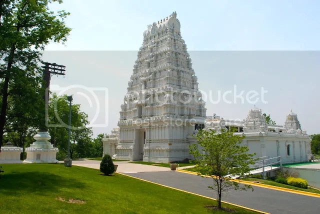 Picture Hindu Temple Chicago Rama Temple Lemont