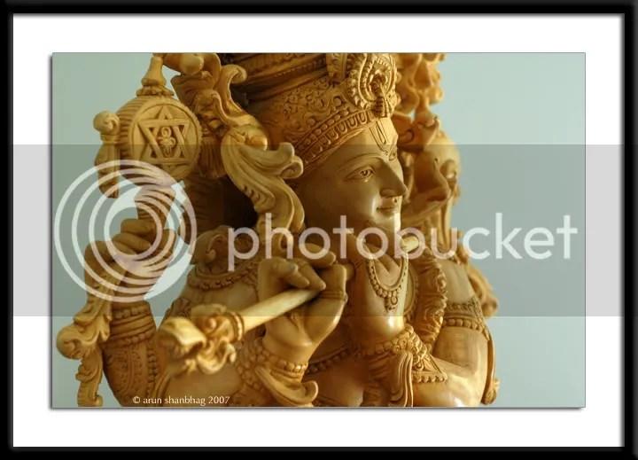 Picture of RadhaKrishna Sculpture Gokulashtami Krishna by Arun Shanbhag