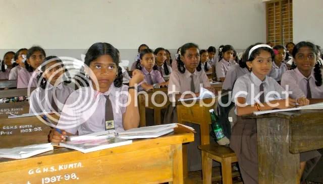 Gibb Girls High School Kumta