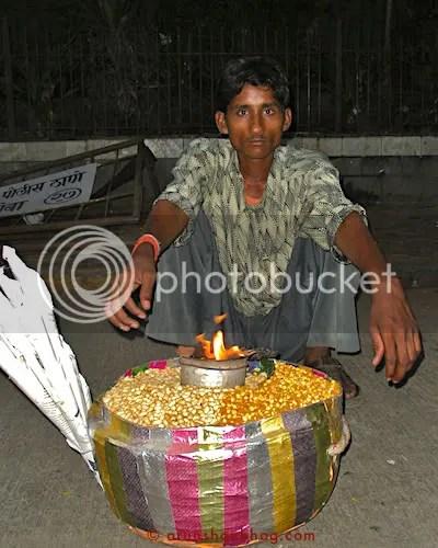 chana wallah mumbai street food
