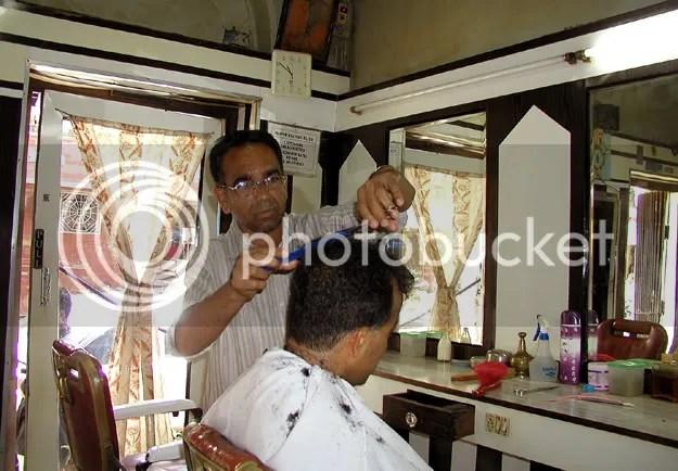 haircut in Mumbai