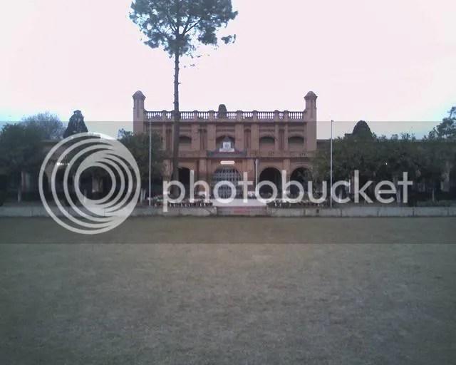 Islamia Collegiate Main Block