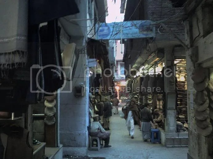 The bazars Main Entrance