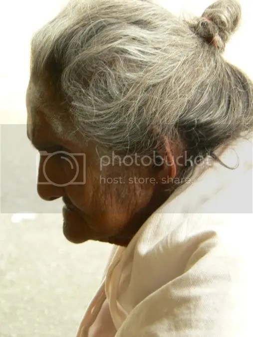 Old Indian Woman