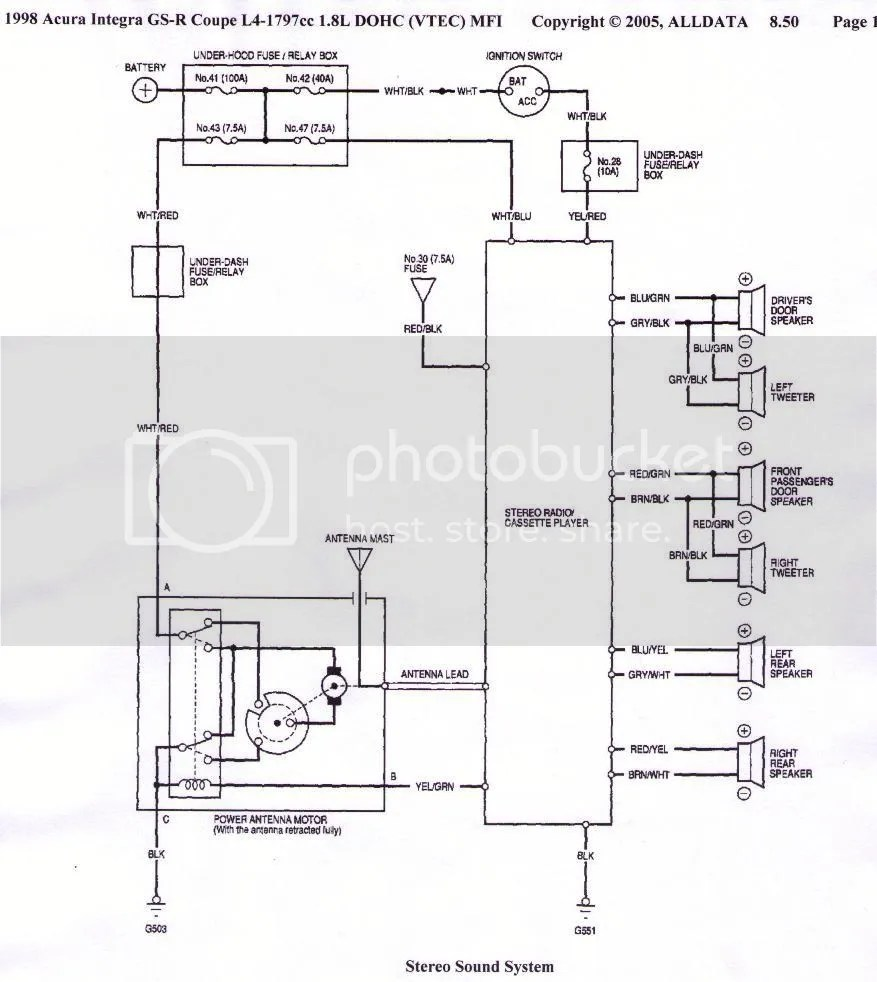 medium resolution of wiring diagram for 1995 acura integra wiring diagram structure 94 acura integra o2 sensor wiring diagram 94 acura integra wiring diagram
