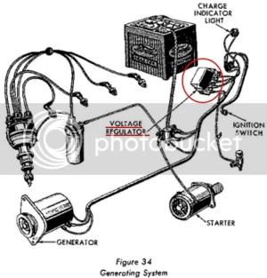 Ford 8n 3 Wire Alternator Wiring Diagram | Better Wiring