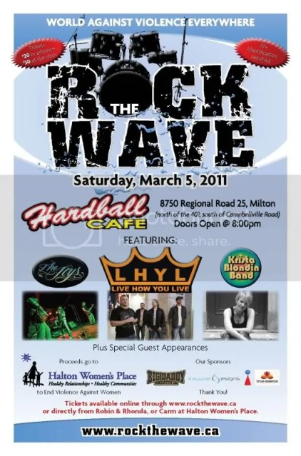 Rock the Wave