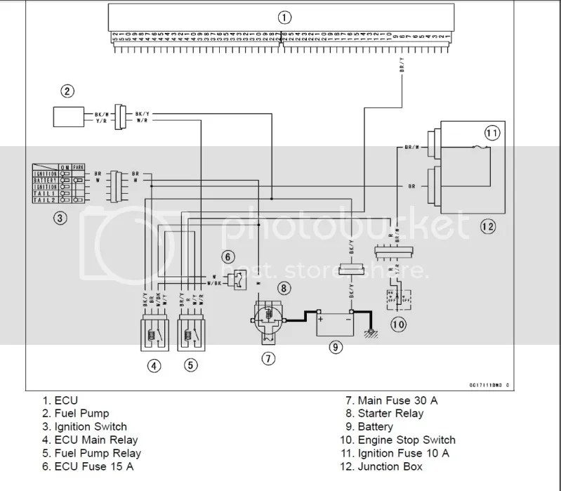 kawasaki voltage regulator wiring diagram kawasaki fd750 regulator wiring diagram diagram base website  kawasaki fd750 regulator wiring diagram