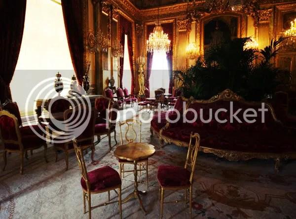Napoleon lll's apartments