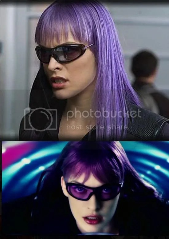 Ultraviolet Film Sunglasses The other glasses