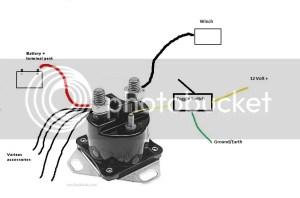 Winch wiring help  Jeep Wrangler Forum