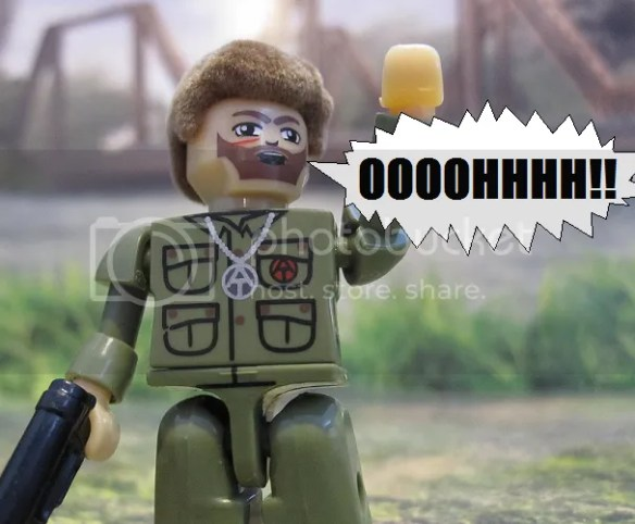 G.I. Joe Kre-O Adventure Team Commander