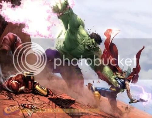 New Avengers Annual