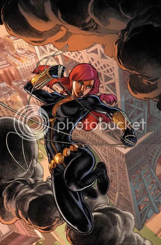 Fear Itself Black Widow